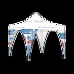 Advertising Tent Corner Banners