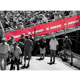 Fence Wraps are large stretch mesh prints designed to transform a plain fence into valuable advertising space.