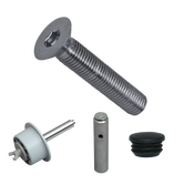 Individual Portable Flagpole parts can be purchased separately if something is lost or needs to be replaced.