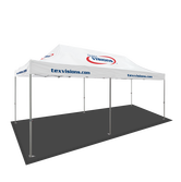 Tent Flooring & Tent Lights