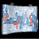 Pop Up Magnet Backdrop Display