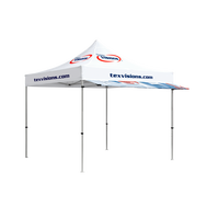 Advertising Tent Awning