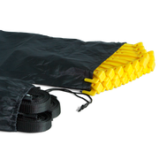 Yellow PVC Stake - Set of 20