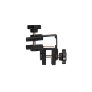 Black Compact 90° Corner Clamp