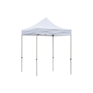 Basic White Canopy & Walls 6.5' x 6.5'