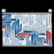 Aluminum Snap Profile - 3.0'