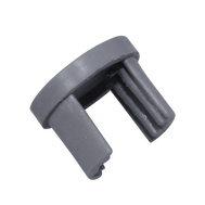 "End Cap for Aluminum Keder Profile 1.2"""
