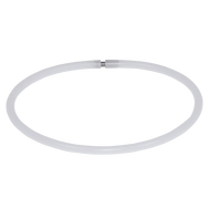 The Flag Ring is constructed of clear plastic and secures tightly around a flagpole.