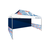 Advertising Tent Premium 13' x 20' & Walls