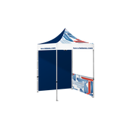 Advertising Tent Plus 5' x 5' & Walls