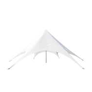 Star Tent 43' without Imprint (White)