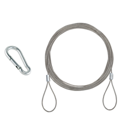 10.0' Steel Rope Hanging Set
