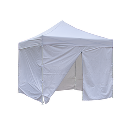 Budget canopy and wall set