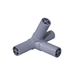 60 Degree T Connector
