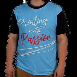 Sublimation Panel T-Shirts