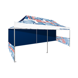 Premium All Over Print Canopy & Walls 13' x 26'