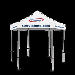 Hex Pavilion Logo Print Canopy & Walls 10' x 10'