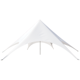 Star Tent 56' with No Print (White)