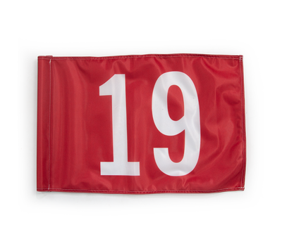 #19 flag is popular for personal use.