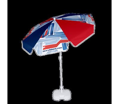 Indoor Advertising Umbrella Economy Dia. 6.6'