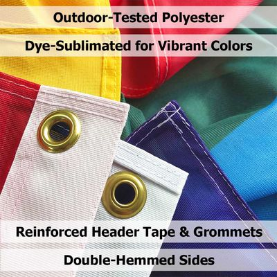 The header tape and grommet finishing selection