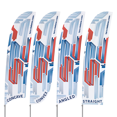 Blade Flags Set