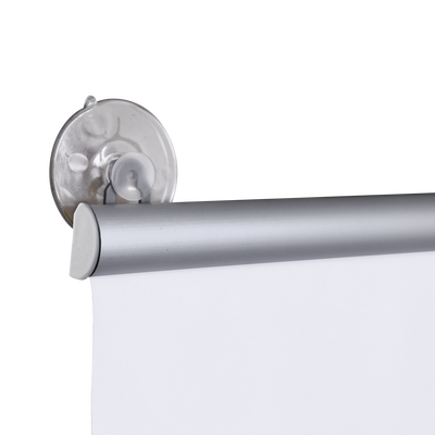 The Hanging Eyelet is used to attach the Suction Cup with Pin to your client's Aluminum Snap Profile