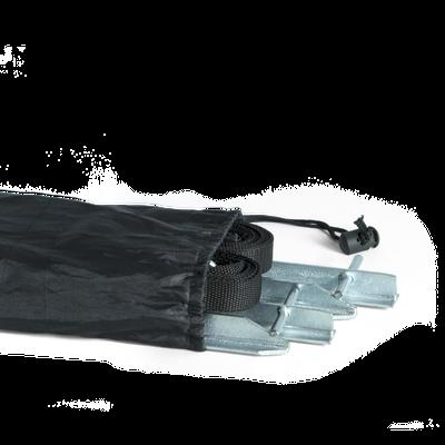 """Tent Stake 12"""" Kit Premium"""