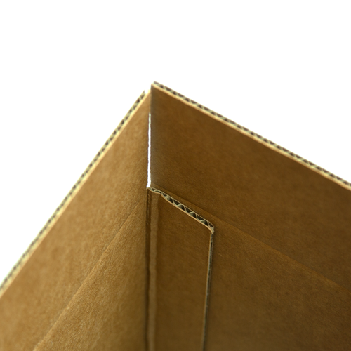 """Sturdy box construction with 1/8"""" material thickness"""