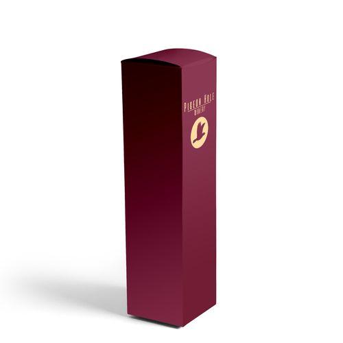 Get a custom logo design on this box