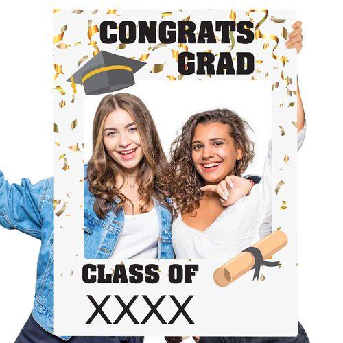 Congrats selfie frame